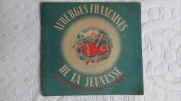 AUBERGES FRANCAISES DE LA JEUNESSE - Advertising