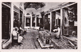 CPSM Tunis - Souk El Sekadjine (des Selliers) (6423) - Tunesien