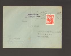 Österreich Auslands-Drucksache Zur Ermäßigten Gebühr Mit 60 Gr.Trachten Nach Deutschland - 1961-70 Covers