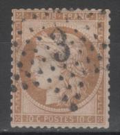 Siège De Paris N° 36a Avec Oblitération Etoile 3  TB - 1870 Siège De Paris