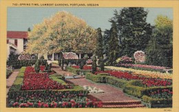 Spring Time Lambert Gardens Portland Oregon