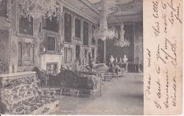 PC Windsor Castle - Vandyke Room - 1903 (6430) - Windsor Castle