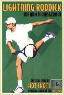Andy Roddick Postcard - Size 15x10 Cm. Aprox. - Tenis