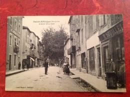12 Aveyron St SAINT-AFFRIQUE Avenue De La Gare - Saint Affrique