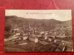 12 Aveyron St SAINT-AFFRIQUE Vue Panoramique 349 - Saint Affrique