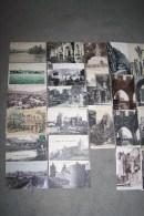 Débarras De Mes Cartes - Lot De 34 Cartes De L´AUDE (dont St Couat, Prouille, Alet Les Bains, Mas Cabardès, ... - Non Classificati