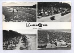 CAVALLINO - VENEZIA - 1963 - CAMPING NSU LIDO - Venezia