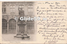 LILLE - Statue De Napoléon (animée) - Lille