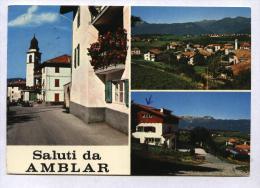 AMBLAR - TRENTO - 1984 - SALUTI - Trento