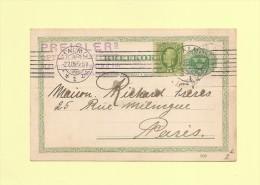 Malmo - 1909 - Non Classificati