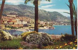 CPSM Monaco - Vue Générale De Monte-Carlo - (6458) - Monte-Carlo