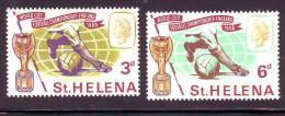 SAINT HELENA SET ENGLAND 1966 MNH VERY NICE - 1966 – Angleterre