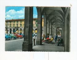TORTONA,portici Del Duomo-1965-Animata Con Auto-CAR-Persone-FIAT-ALFAROMEO-!!!!!!!!!!!! - Alessandria