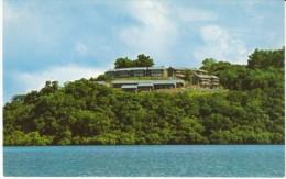 Koror Palau, Palau Continental Hotel, C1970s Vintage Postcard - Palau