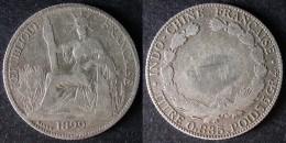 INDOCHINE  20 Cent 1899  SILVER ARGENT 835/1000  INDOCINA  INDOCHINA  PORT OFFERT - Autres – Asie