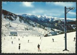 FALLS CREEK Victoria Australia The Poma Tow Ski Village 1974 - Australie