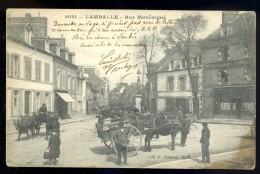 Cpa Du 22 Lamballe Rue Mouëxigné       JUI2 - Lamballe