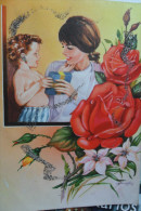 Valentines Mothers Day Mere Jour Dia De La Madre - Fiestas & Eventos