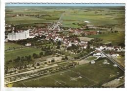 CPSM JOUY LE CHATEL (Seine Et Marne) - Vue Générale Aérienne - Autres Communes