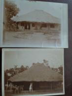 KARAWA > CONGO BELGE ( Fam. Borremans ? ) Anno 1931 + 1925 ( Details Zie Foto's ) ! - Lugares