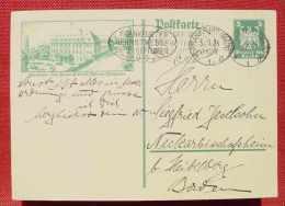 (1046693) Heimatbeleg, Wiesbaden, Stempel V. 1926, Siehe Bitte Bilder - Wiesbaden