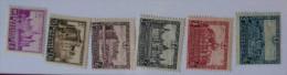 308 - 313 Neuf* Et Neuf**, COB +- 30 Euros - Unused Stamps