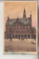4290 BOCHOLT, Rathaus, 1928, Tinte Leicht Verlaufen - Bocholt