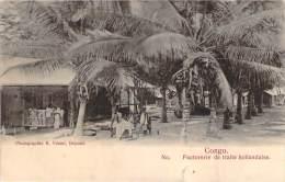 Congo - Factorerie De Traite Hollandaise - Congo - Brazzaville