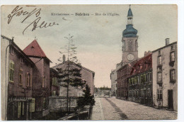 BOLCHEN / BOULAY (57) - RUE DE L´EGLISE - Boulay Moselle