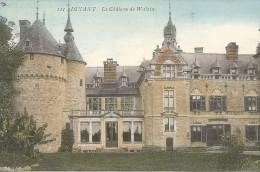 DINANT  Le Château De Walzin Couleur - Dinant