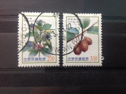 Taiwan - Serie Vruchten En Bessen 2013
