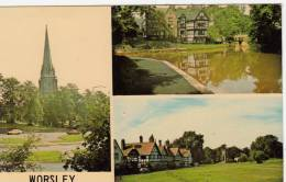 Angleterre - Worsley - Manchester