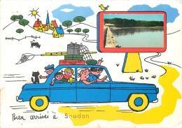 CPSM SOUDAN - France