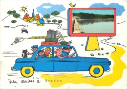CPSM SOUDAN - Sonstige Gemeinden
