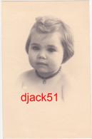 Photographie / Bébé / Marie-Christine - Un An - Août 1945 - Personnes Identifiées