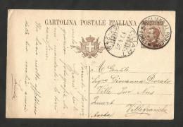 REGNO D' ITALIA - CARTOLINA POSTALE (1926) - VALLE D' AOSTA - 1900-44 Vittorio Emanuele III