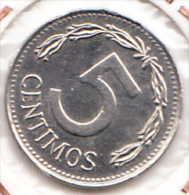 VENEZUELA 1983   5 CENTIMOS DE  BOLIVAR  SIN CIRCULAR     CN 4053 - Venezuela