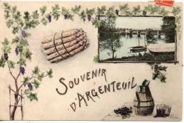 95. Argenteuil. Souvenir - Argenteuil