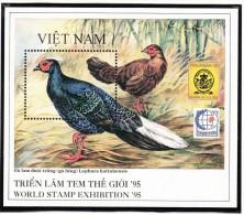 Vietnam   - Cote ?? - XX - Finlandia 1995 / Singapore 1995 - Vignettes De Fantaisie