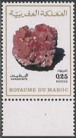 Maroc / Morocco (1974) - Vanadinite. Minéral - Minéraux / Minerals. - Minerali