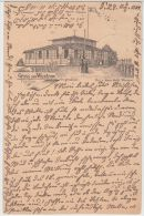 22478g WUSTROW - Pavillon - 1888 - Neubrandenburg