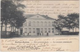 22492g GEMEENTEHUIS - MAISON COMMUNALE - Aalter - Aeltre - 1906 - Aalter
