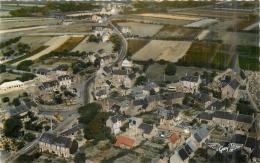 BLAINVILLE SUR MER VUE GENERALE DU BOURG - Blainville Sur Mer