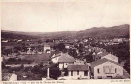 Sainte Maxime-vue Sur La Chaine Des Maures - Sainte-Maxime