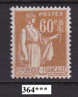 FRANCE NEUF *** N°364 - Unused Stamps