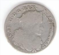 NAPOLI - CARLO II - Tarì O 20 Grana (1693 - Zecca Di Napoli) - Monete Regionali
