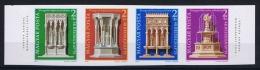 Hungary: 1975 Mi.nr. 3060-3068 Strip Non Imperforated. MNH/** - Hongarije