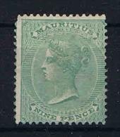 Mauritius 1863 MH/*, Mi.nr. 33, SG 66 - Maurice (...-1967)