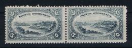 Turkey: 1920  Mi.nr. 681, Isfla 938 , Sc 595,  MNH/**  2-block - 1858-1921 Ottomaanse Rijk