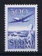 Finland  1958 Airmail Mi. 488 MNH/** - Poste Aérienne